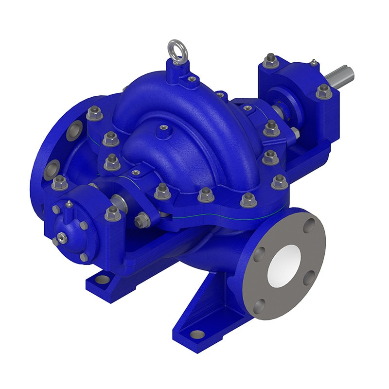 4FG Double Suction Pump