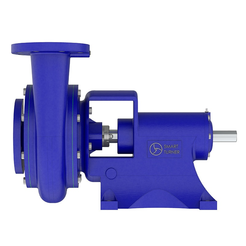 Horizontal Heavy Duty Refuse Pump