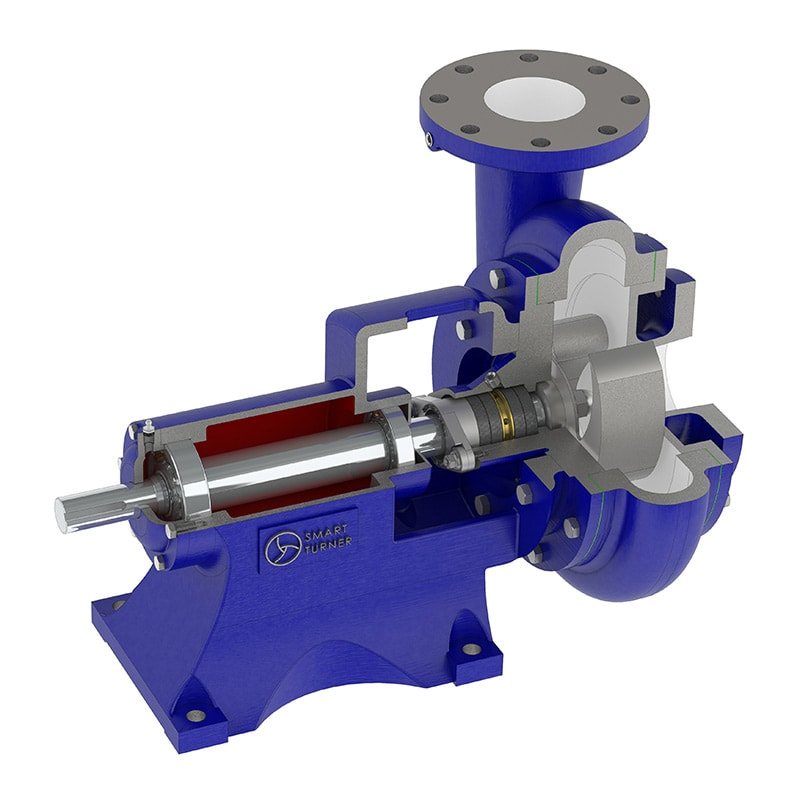 Refuse Vertical and Horizontal Heavy Duty Pump