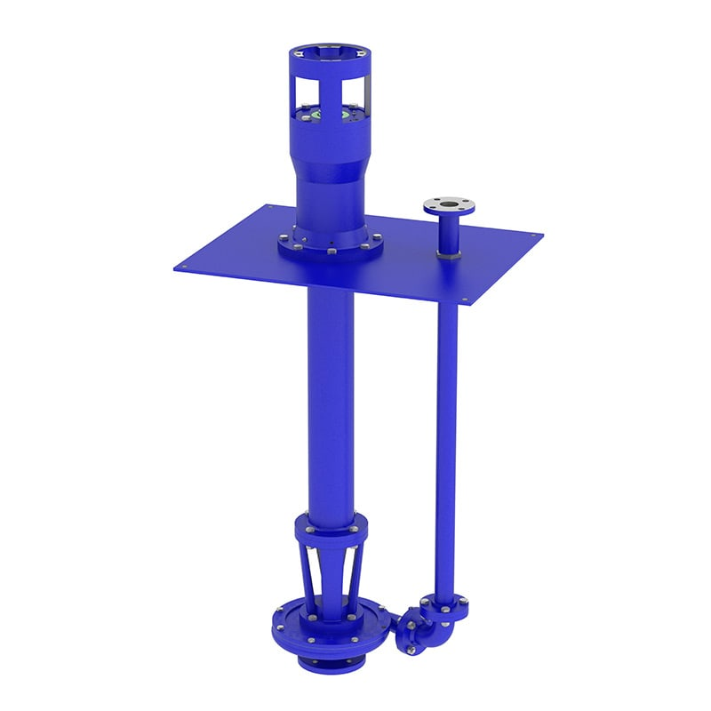Vertical Heavy Duty Cantilever Sump Pump