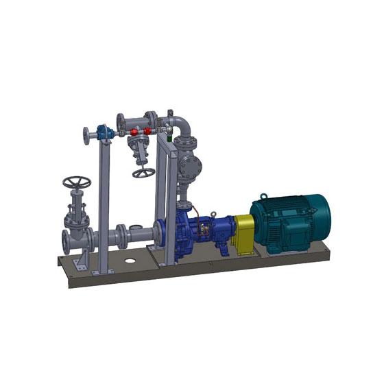 Stage Hydraulic Pump Diagram Setup 2 Pump Hydraulic Wiring