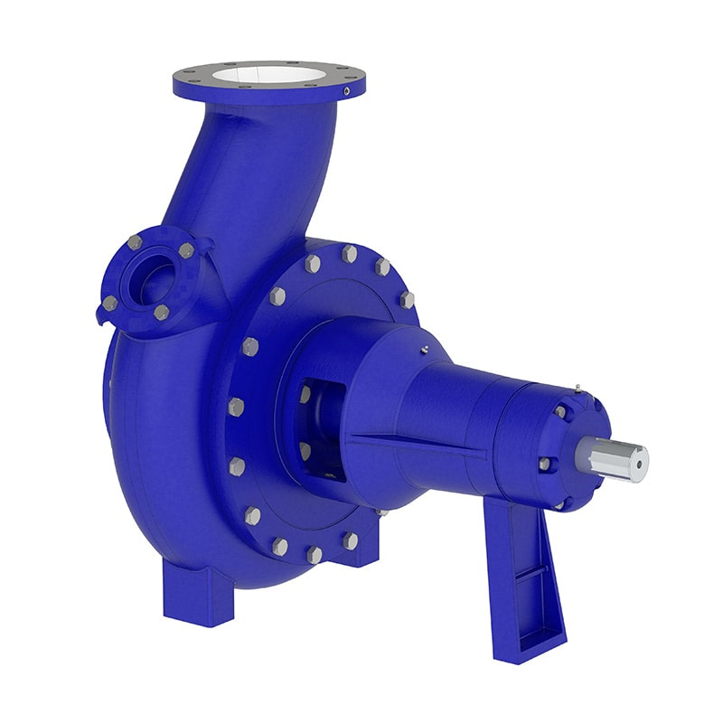 Non-Clog Vertical and Horizontal Heavy Duty Pump