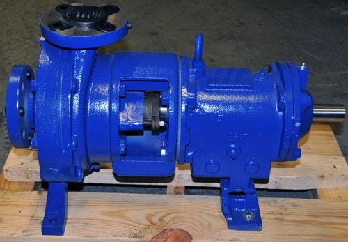 Centrifugal Pump Rebuild (after)