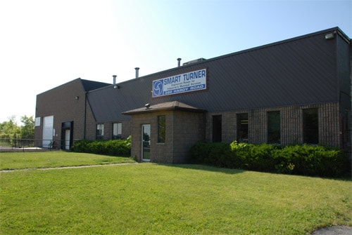 Smart Turner Pumps manufacturing facility in Brantford, Ontario.